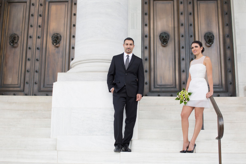 Elegant Courthouse Wedding Washington Dc Ksenia Pro Photography