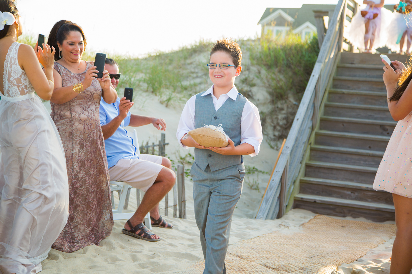 Beautiful Brazilian Beach Wedding North Carolina-Ksenia-Pro-Photography-25