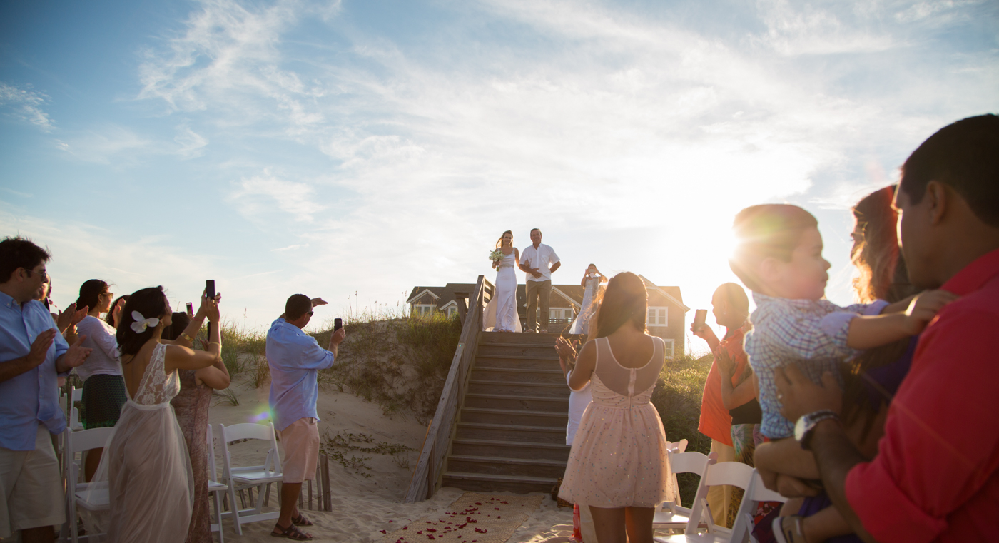 Beautiful Brazilian Beach Wedding North Carolina-Ksenia-Pro-Photography-29