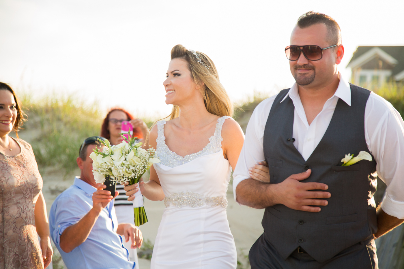Beautiful Brazilian Beach Wedding North Carolina-Ksenia-Pro-Photography-33