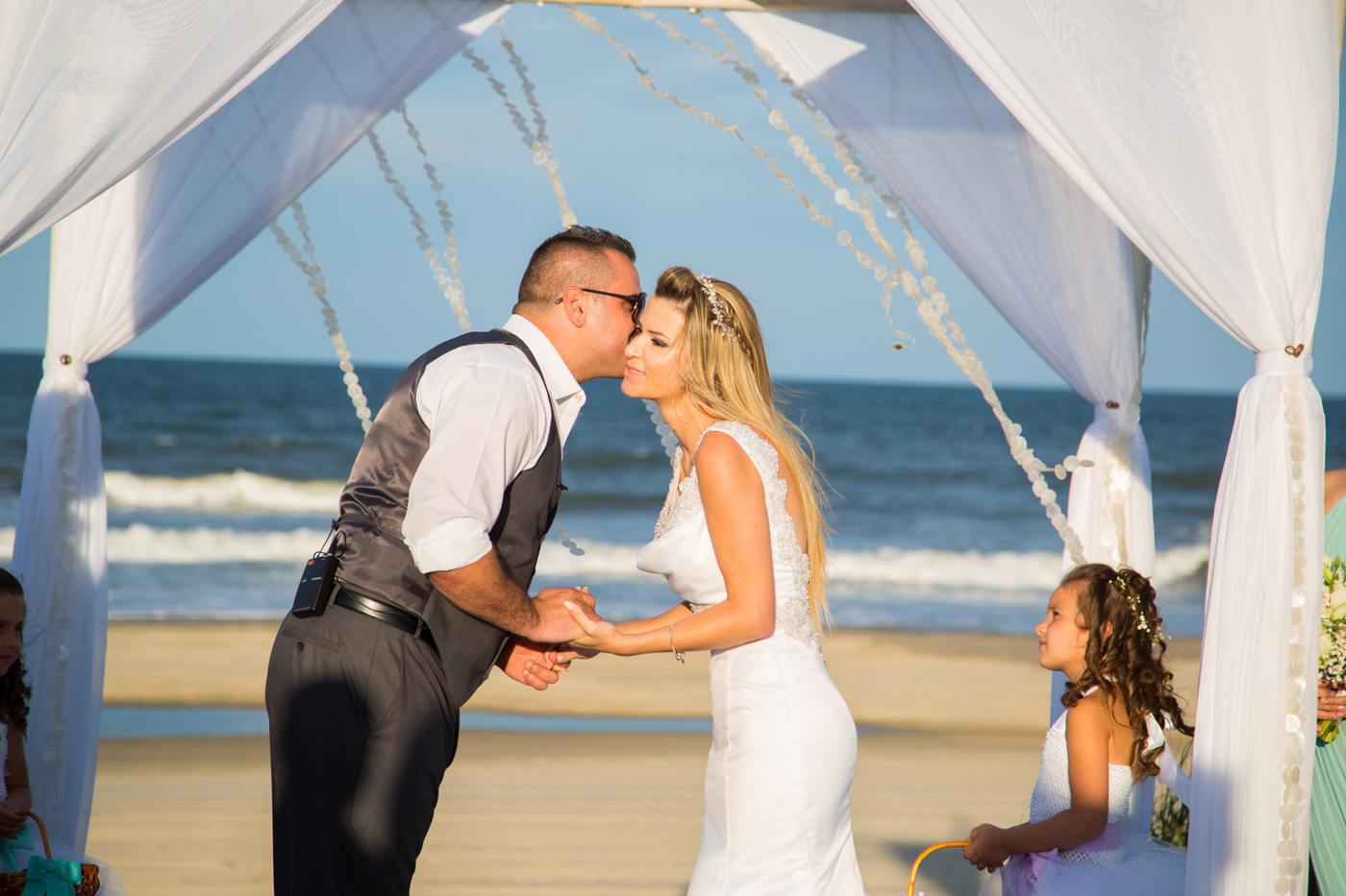 Beautiful Brazilian Beach Wedding North Carolina-Ksenia-Pro-Photography-34