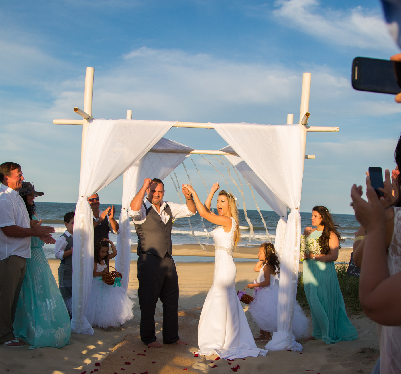 Beautiful Brazilian Beach Wedding North Carolina-Ksenia-Pro-Photography-40
