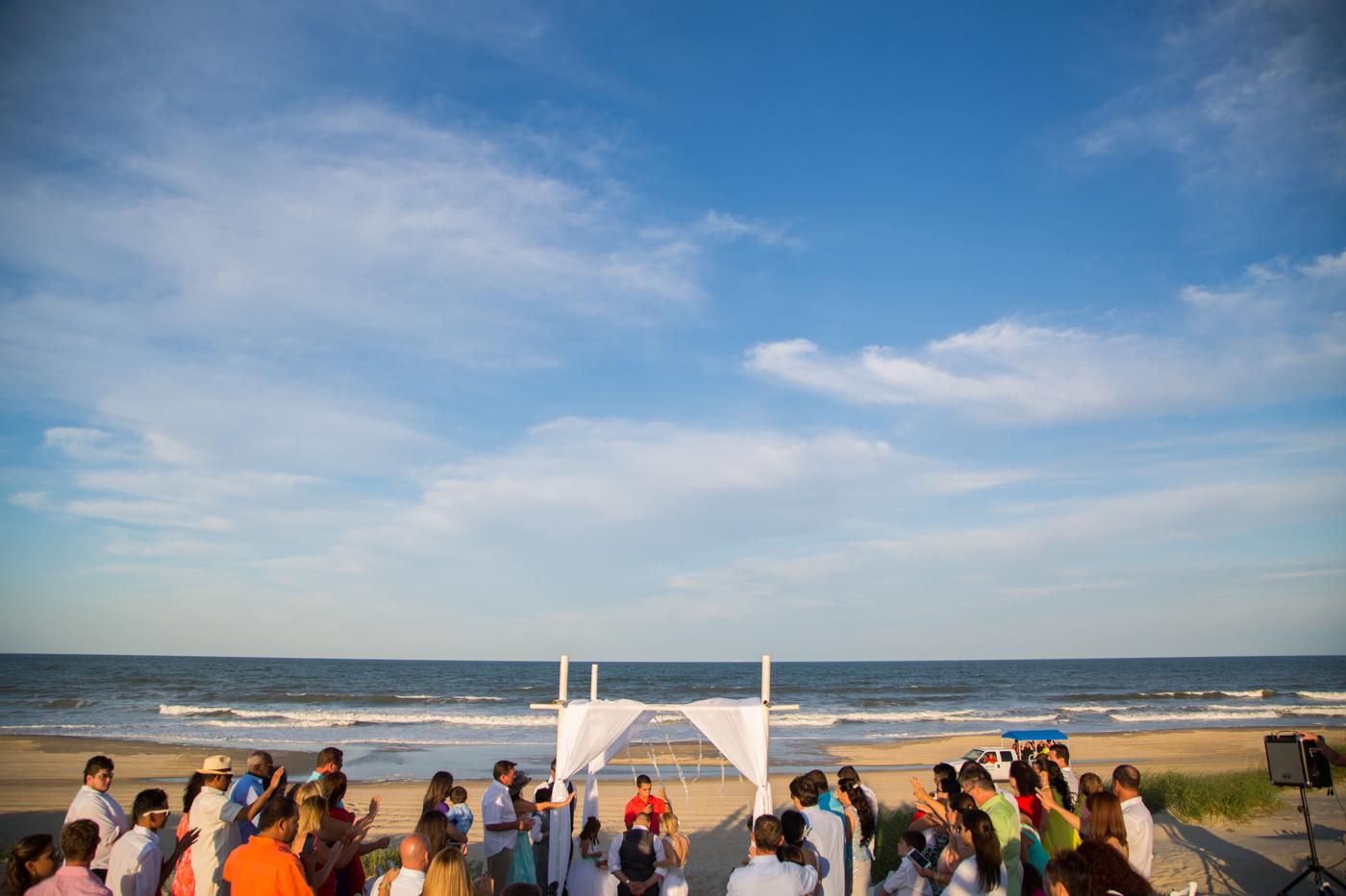 Beautiful Brazilian Beach Wedding North Carolina-Ksenia-Pro-Photography-42