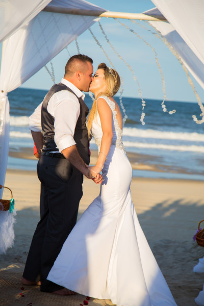 Beautiful Brazilian Beach Wedding North Carolina-Ksenia-Pro-Photography-43