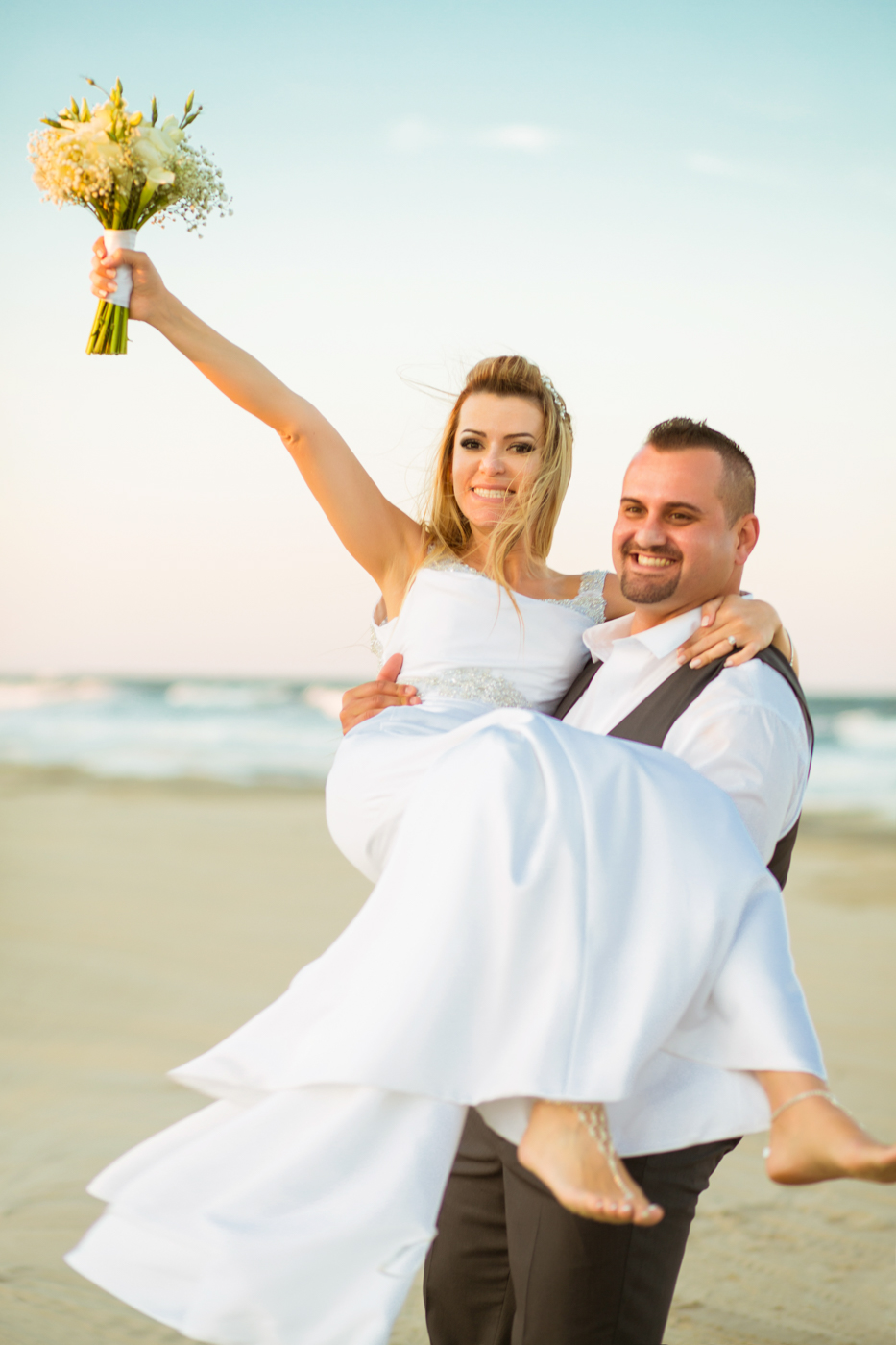Beautiful Brazilian Beach Wedding North Carolina-Ksenia-Pro-Photography-53