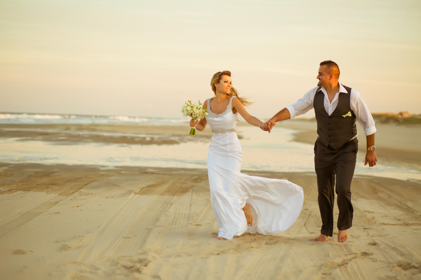 Beautiful Brazilian Beach Wedding North Carolina-Ksenia-Pro-Photography-54