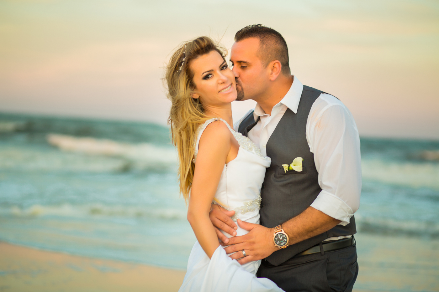 Beautiful Brazilian Beach Wedding North Carolina-Ksenia-Pro-Photography-58