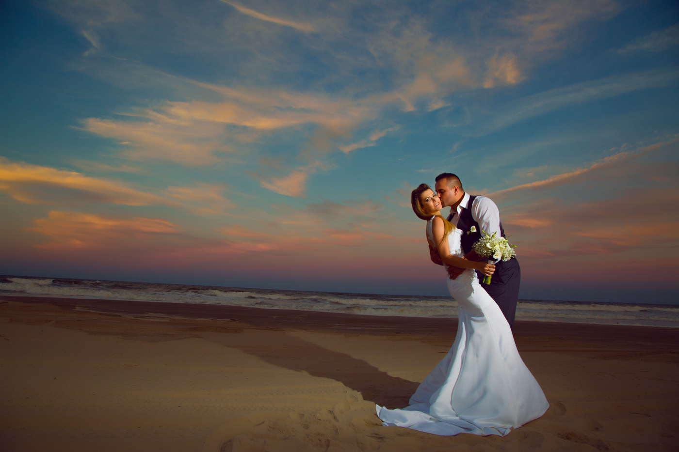 Beautiful Brazilian Beach Wedding North Carolina-Ksenia-Pro-Photography-60
