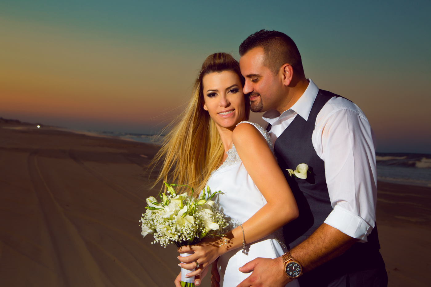 Beautiful Brazilian Beach Wedding North Carolina-Ksenia-Pro-Photography-61