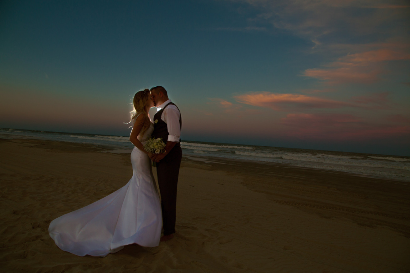 Beautiful Brazilian Beach Wedding At Wild Horse Wedding