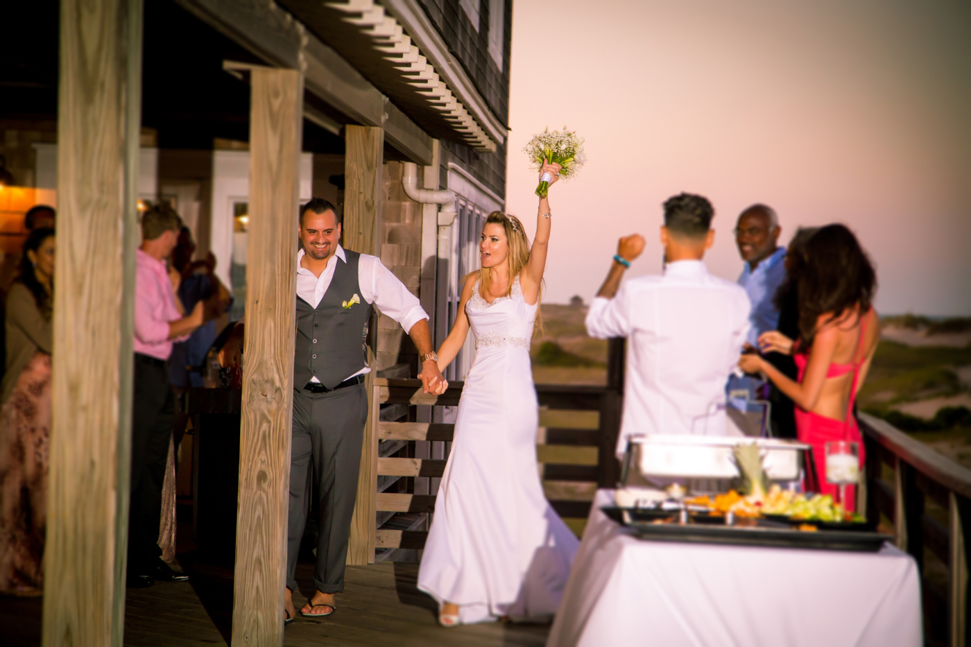 Beautiful Brazilian Beach Wedding North Carolina-Ksenia-Pro-Photography-67